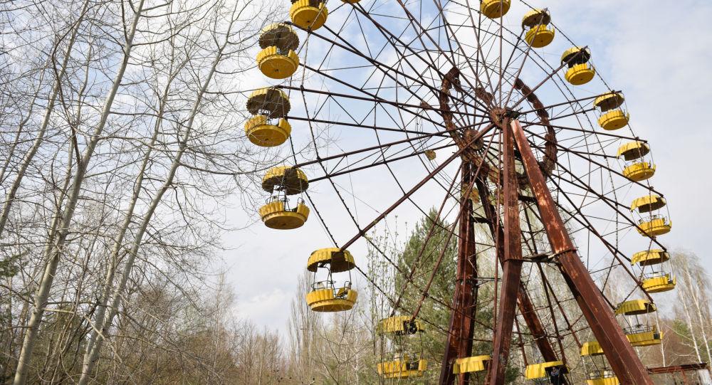 La zona de exclusión de Chernóbil