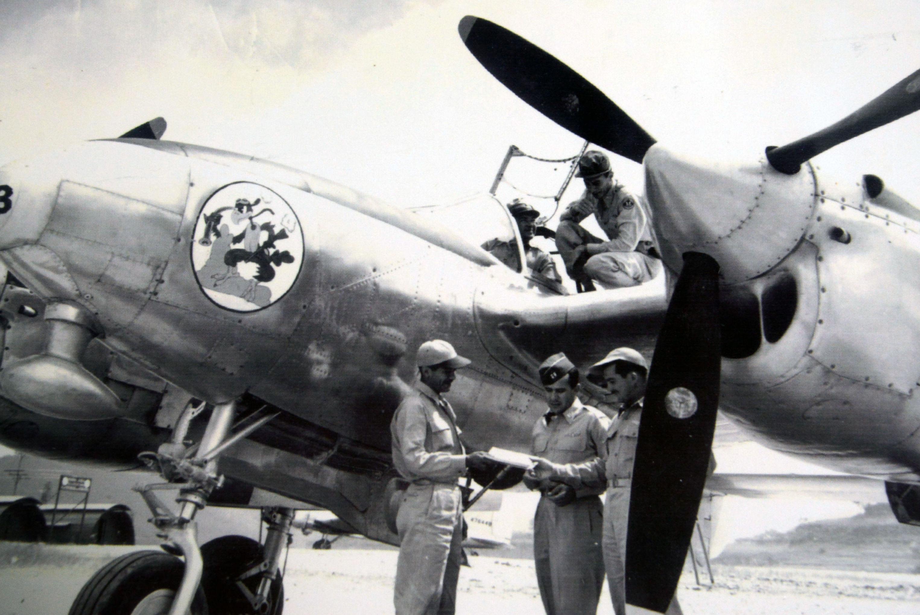Soldados de la Fuerza Aérea de Honduras