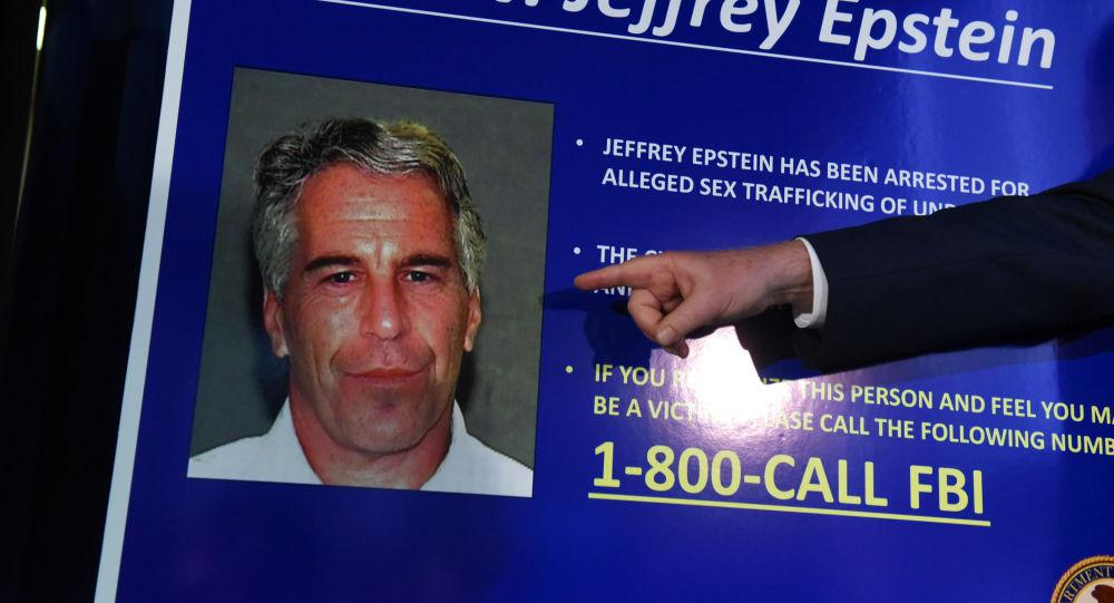 Jeffrey Epstein, multimillonario estadounidense
