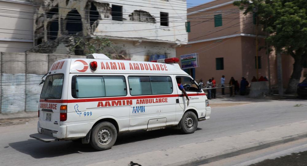 Ambulancia en Somalia (Archivo)
