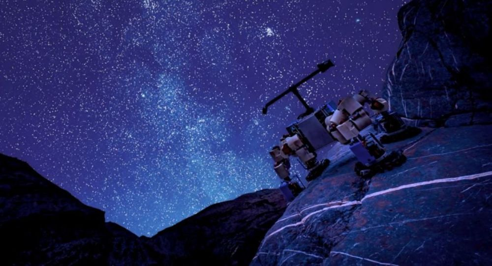 Robot LEMUR de la NASA