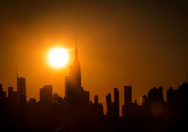 Manhattan, el distrito central de Nueva York