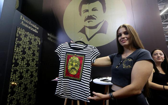 Debuta en el mercado mexicano la marca 'El Chapo 701'