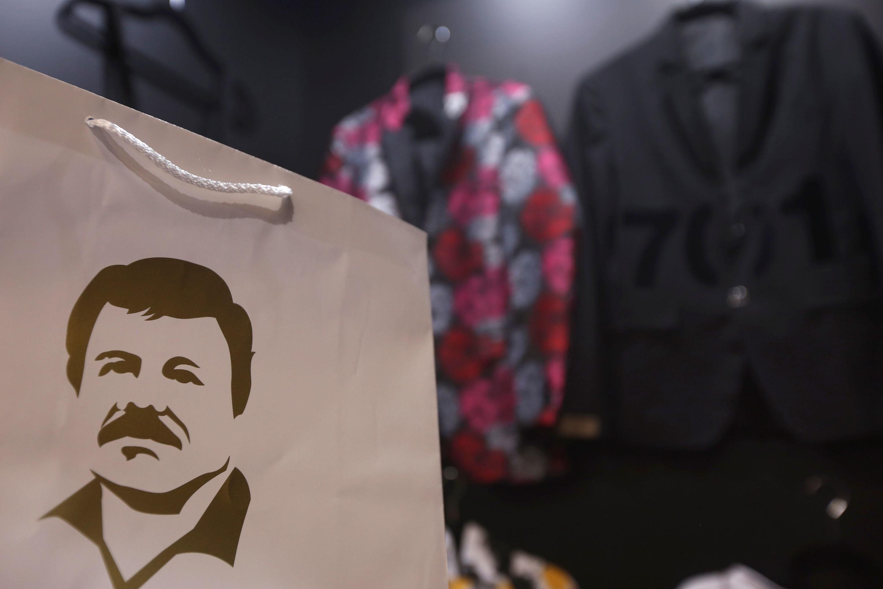 La marca 'El Chapo 701'