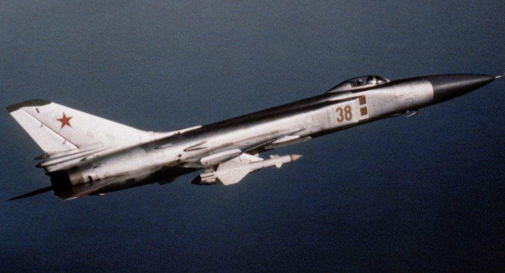 Caza soviético Sukhoi Su-15