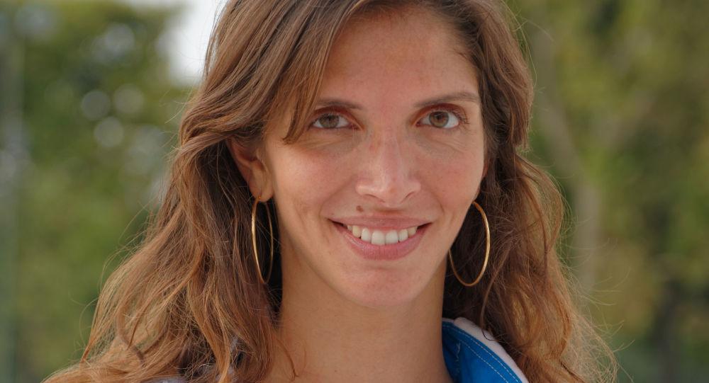 Nathalie Marie Moellhausen, deportista brasileña