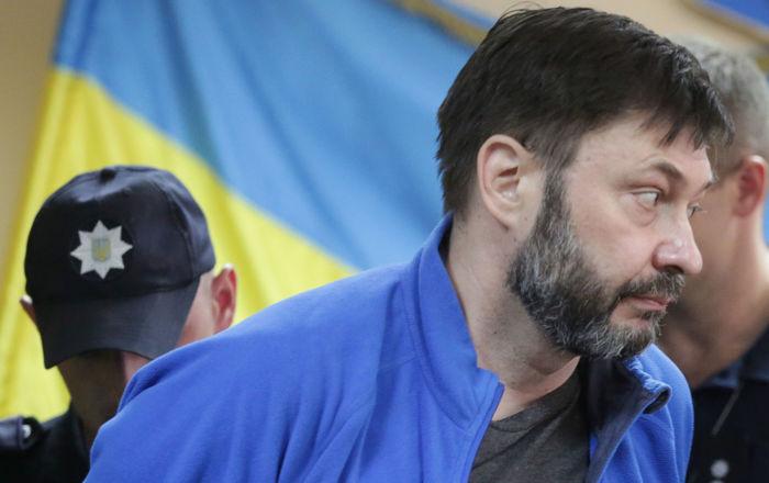 Tribunal de Kiev rechaza liberar bajo garantías al periodista Kiril Vishinski