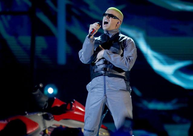 Bad Bunny, cantante puertorriqueño