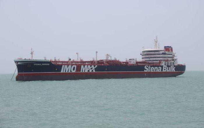 """Rusia: """"Los tripulantes del buque Stena Impero están sanos y salvos"""""""