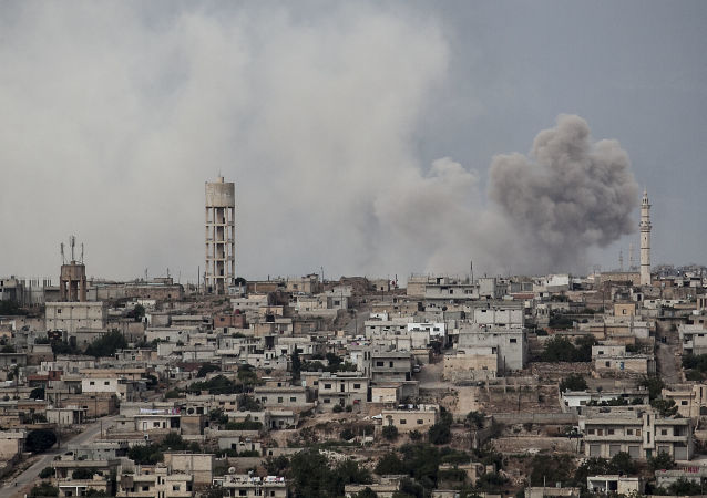 Situación en Idlib (archivo)