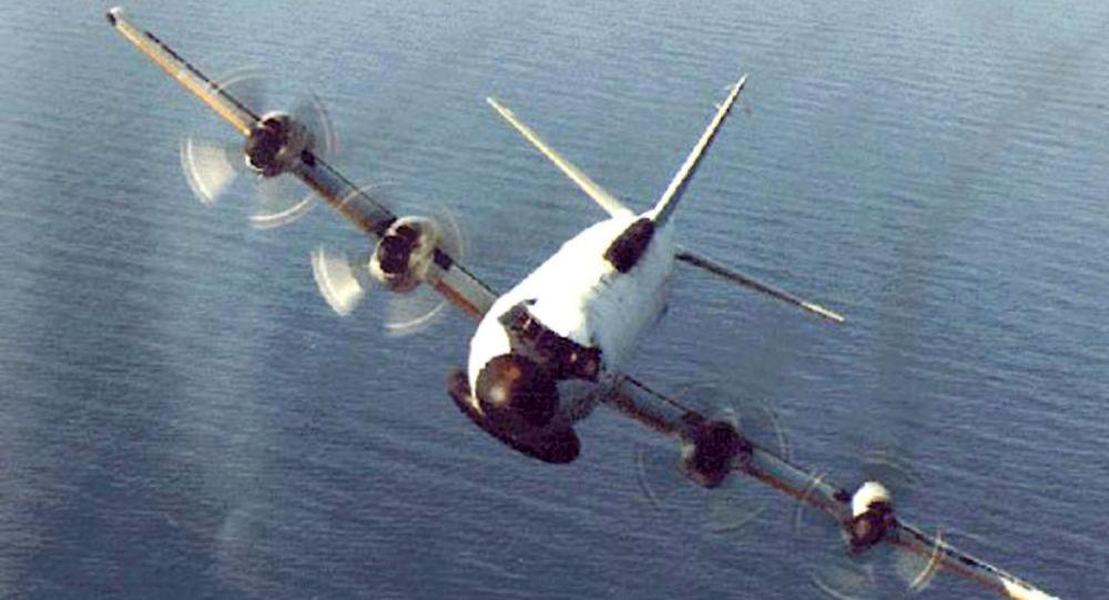 Un avión espía estadounidense (archvio)