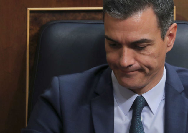 Pedro Sánchez, líder del PSOE (archivo)