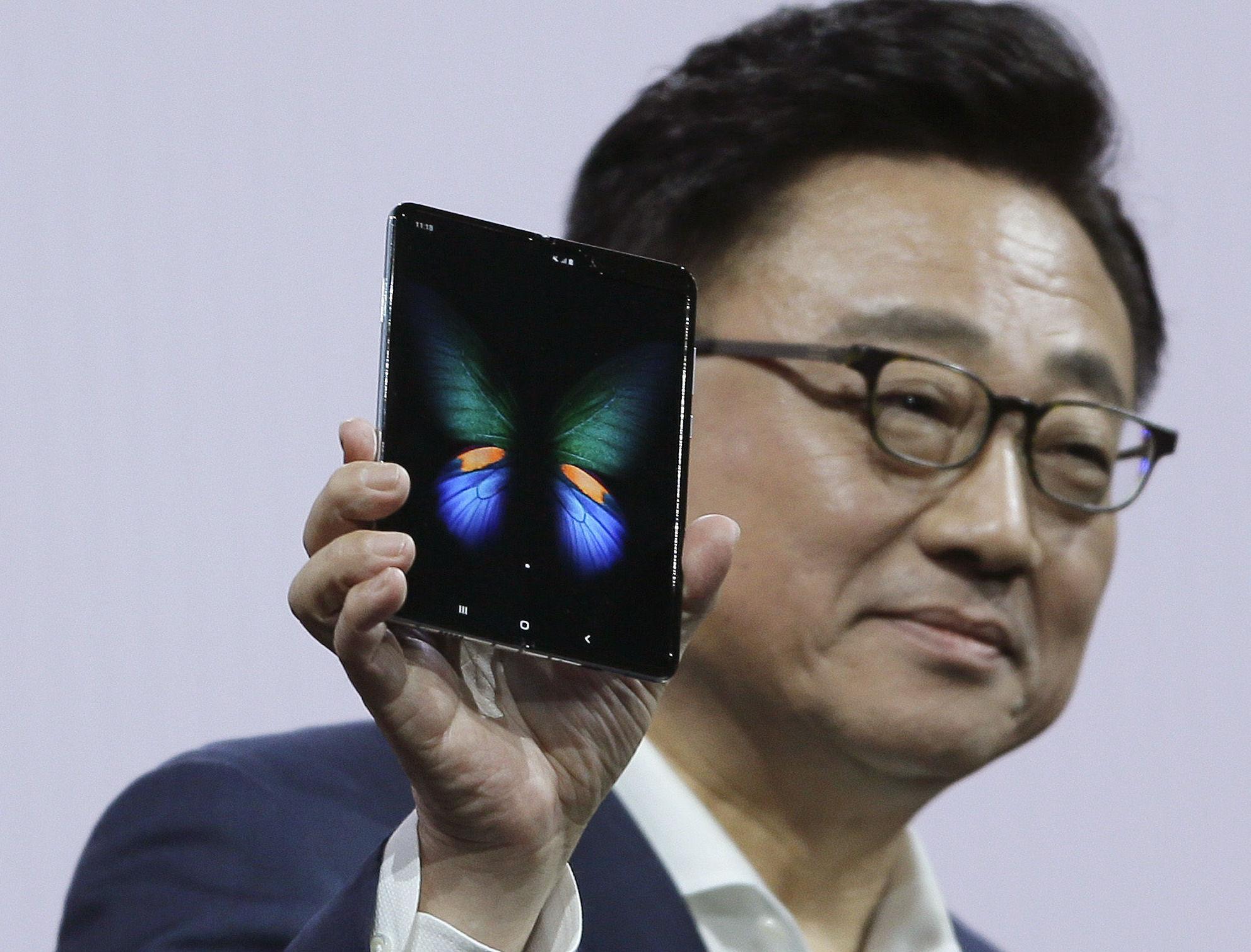 El Samsun Galaxy Fold comenzará a venderse finalmente en septiembre
