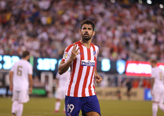 Diego Costa, futbolista español