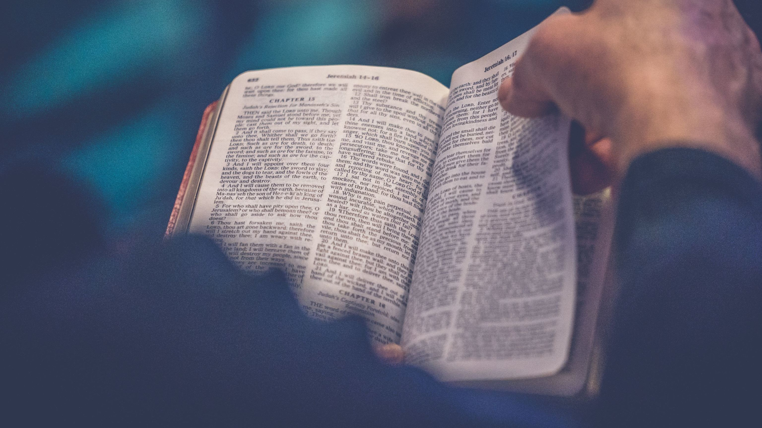 Los testigos de Jehová se consideran a sí mismos una restitución del cristianismo primitivo, creencia que se basa en su propia interpretación de la Biblia, conocida como la Traducción del Nuevo Mundo de las Santas Escrituras.