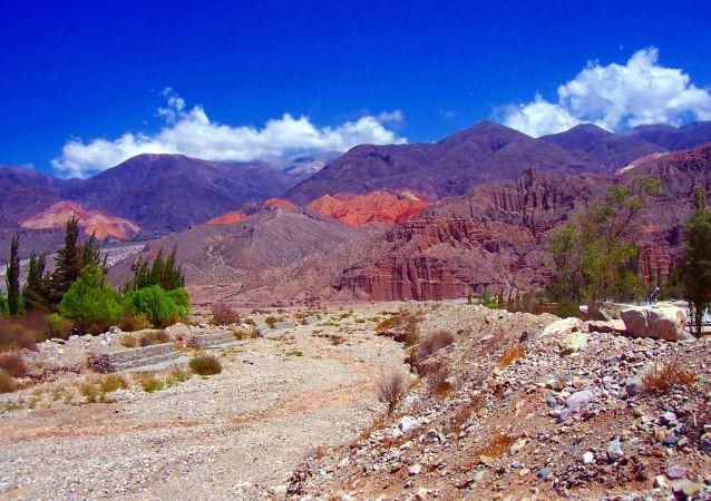 Quebrada de Humahuaca, Jujuy, Argentina