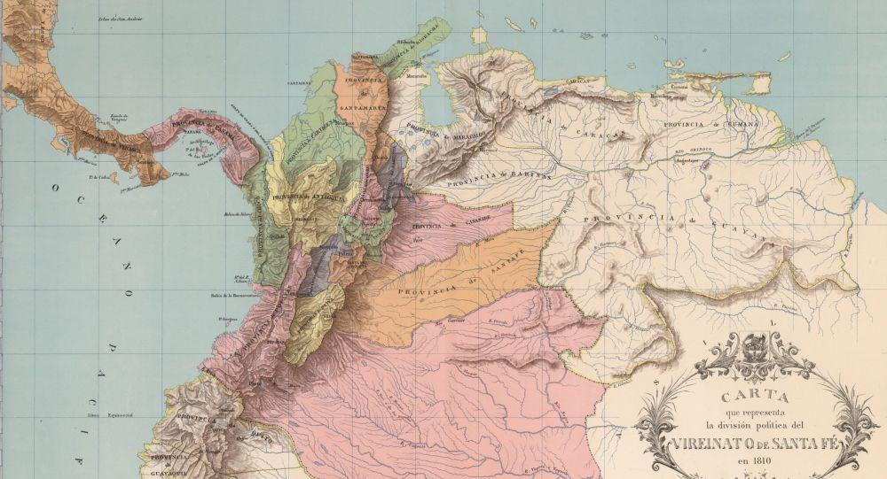 Virreinato de Nueva Granada o de Santafé