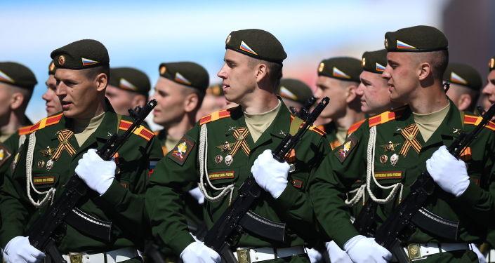 Los soldados de Rusia