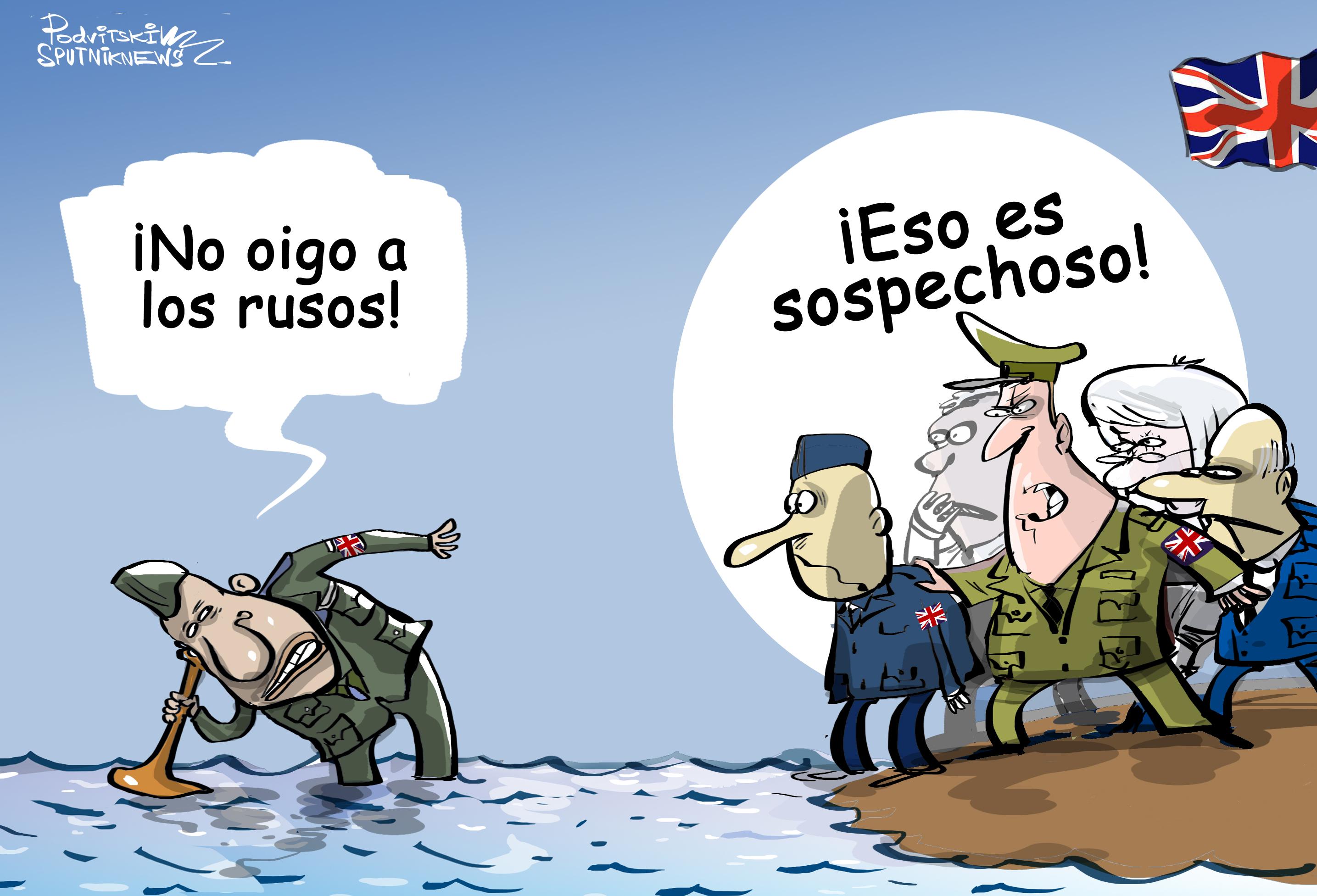 El Ejército británico, temeroso de los nuevos submarinos rusos