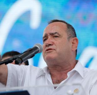 Alejandro Giammattei, candidato a la presidencia de Guatemala