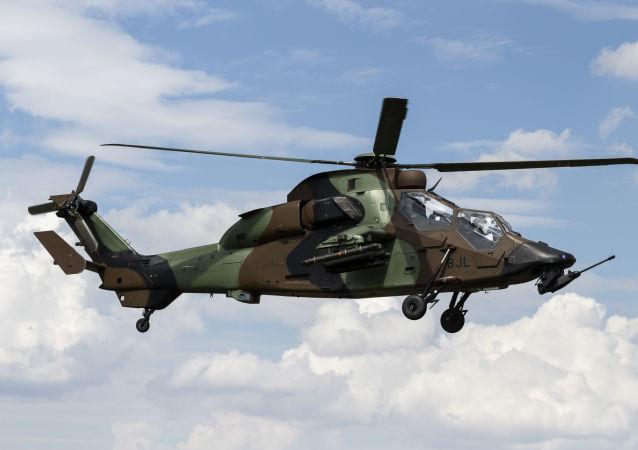 Helicóptero alemán Tiger