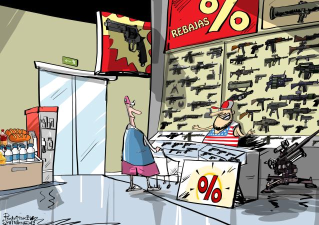 EEUU se plantea mejorar el control de armas