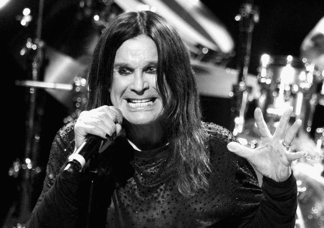 Ozzy Osbourne, cantante británico