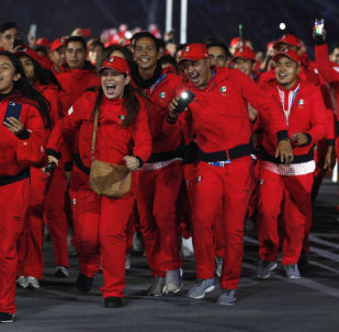 Atletas mexicanos en los Juegos Panamericanos de Lima 2019