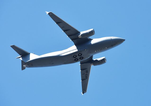 Avión ucraniano An-178