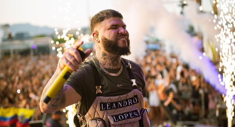 Farruko se presenta en Ibiza, España