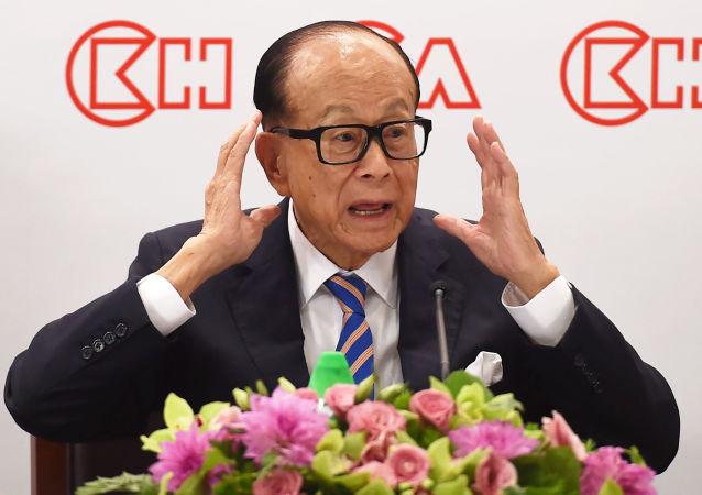 Li Ka-shing, el hombre más acaudalado de Hong Kong y uno de los más ricos del planeta, el magnate inmobiliario