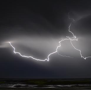 Una tormenta eléctrica (imagen referencial)