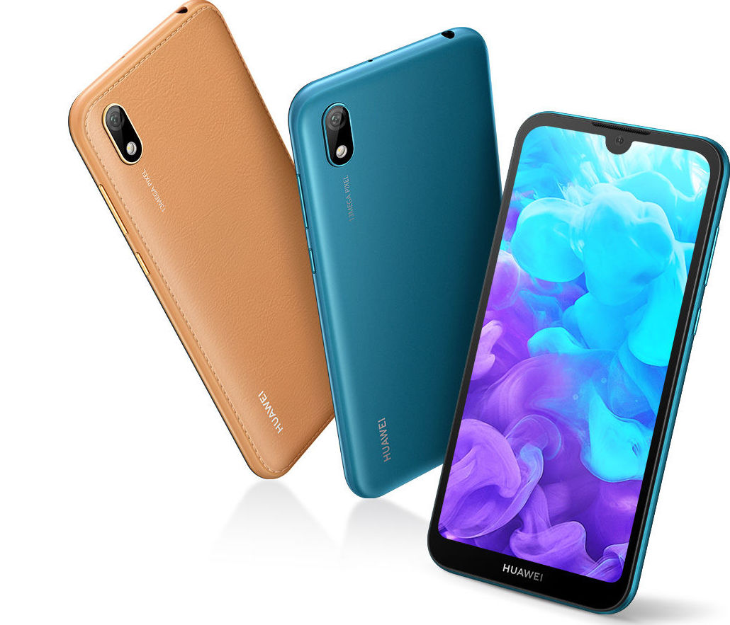 El Y5 de 2019 de Huawei