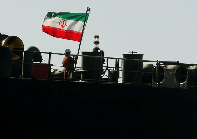 El petrolero iraní Adrian Darya, antes llamado Grace 1