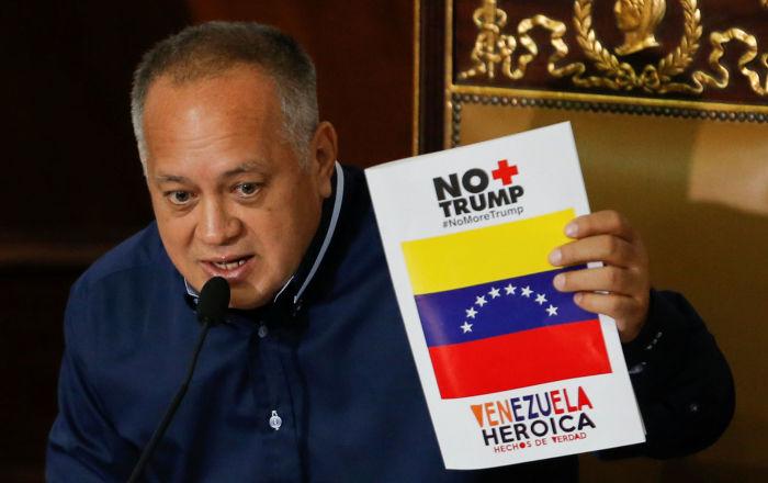 ¿Ha iniciado conversaciones secretas EEUU con Diosdado Cabello?
