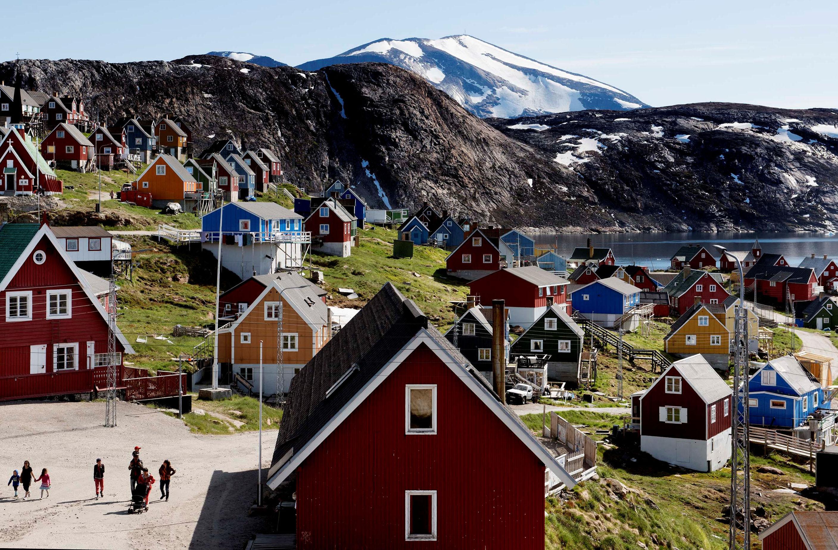 Upernavik, Groenlandia