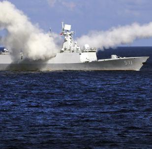 El buque chino Yuncheng (archivo)