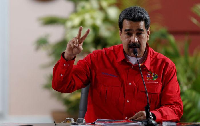 Nicolás Maduro confirma contactos con EEUU