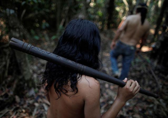 Los indígenas de Amazonía