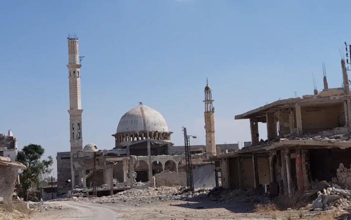 El Ejército sirio se apodera de un puesto de observación turco