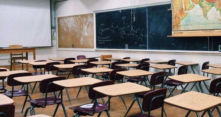 Una clase de escuela (imagen referencial)