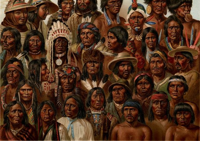 Pueblos nativos de América