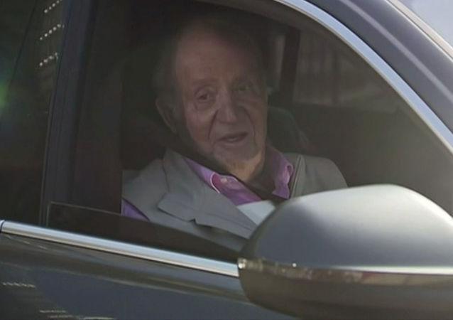 Juan Carlos, rey emérito de España