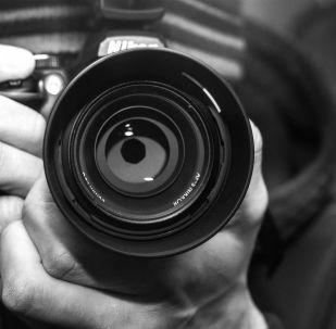 Un fotógrafo (imagen referencial)