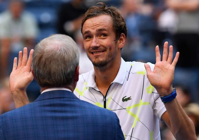 Daniil Medvédev, tenista ruso
