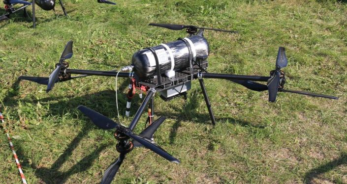 Los drones pequeños difieren en su configuración, pero tienen unas prestaciones similares
