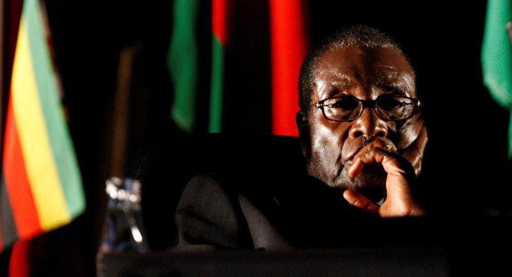 Robert Mugabe, expresidente de Zimbabue