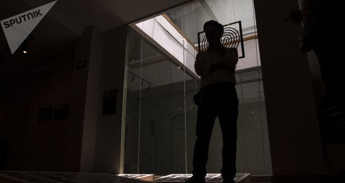 Rubén Pax, fotógrafo mexicano con más de 50 años de trayectoria en su exposición en el Museo de la Fotografía de la ciudad de México