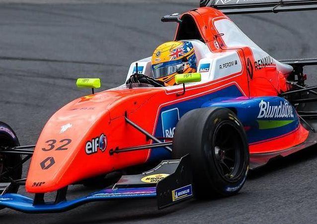 Alex Peroni, piloto australiano