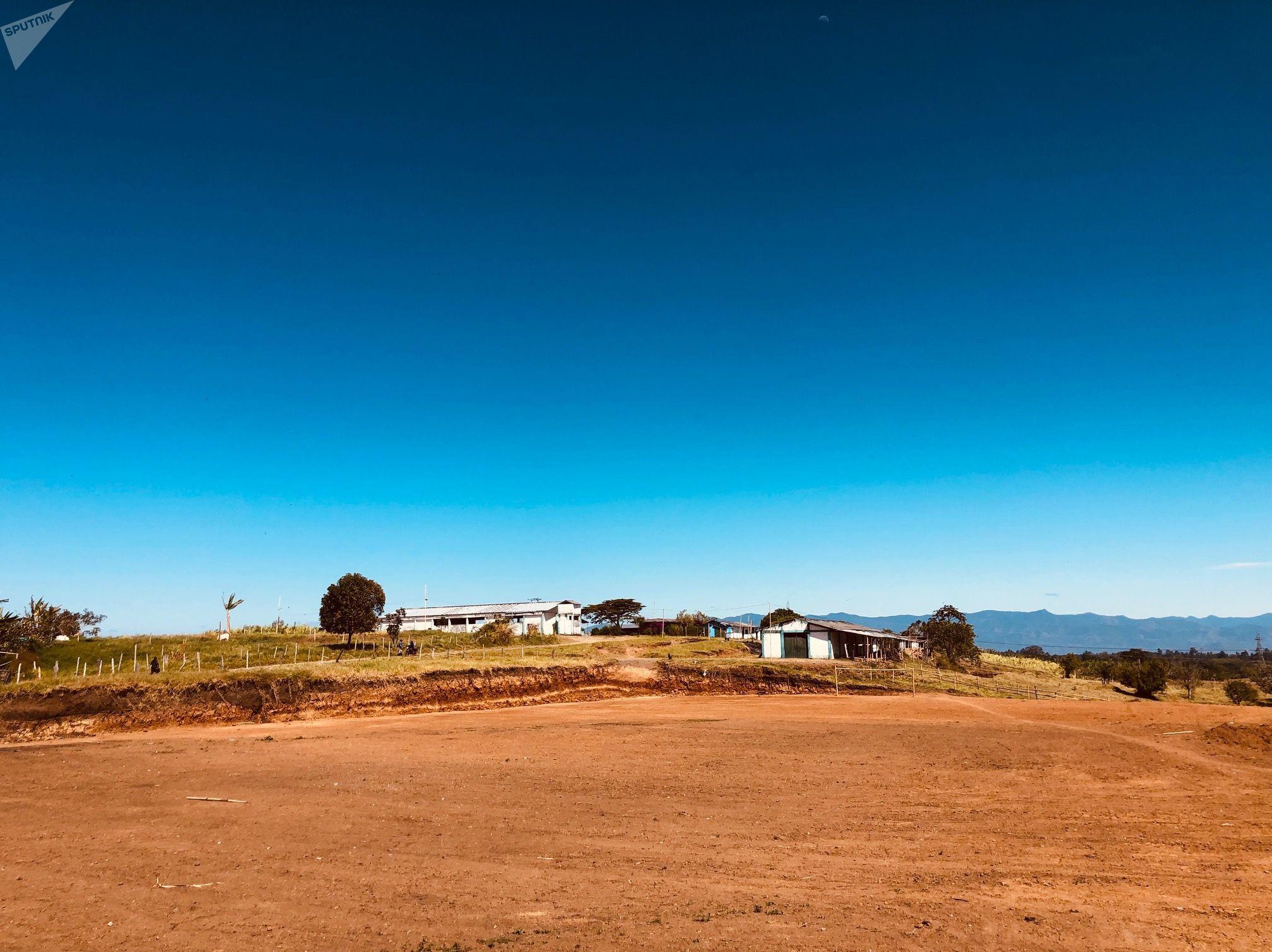 La Finca Challaní en el Departamento del Cauca